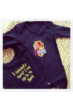 Harry Potter Onesie & Bib set ⚡