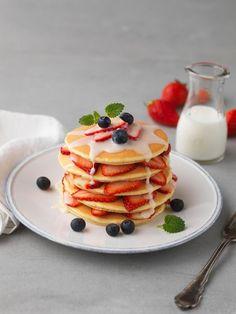 Think Food, I Love Food, Cute Desserts, Dessert Recipes, Crepes And Waffles, Tasty, Yummy Food, Fun Food, Aesthetic Food