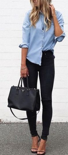 Summer workwear outfit ideas (37)