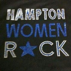 Hampton University of course