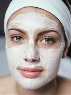 DIY Face Masks for Every Skin Problem - Super Soothing & Tightening Face Mask - Easy Homemade Face Masks For Blackheads, For Acne, For Dry Skin and Remedies That Will Make Your Skin Glow - These Peel Ideas are Great For Teens and For Kids - Coconut Oil Recipes That Are Great For Pores and For Wrinkles - https://thegoddess.com/diy-face-masks #homemadefacemasksforwrinkles #homemadefacemasksforpores #homemadefacemaskspeel #homemadefacemasksforblackheads #coconutoilForWrinkles