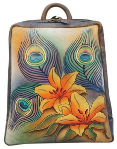 I love Anuschka bags! I have a purse and wallet and hope to have another soon!
