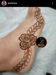 Latest Arabic Mehndi Designs, Rose Mehndi Designs, Henna Designs Feet, Finger Henna Designs, Legs Mehndi Design, Full Hand Mehndi Designs, Stylish Mehndi Designs, Mehndi Designs For Girls, Mehndi Designs For Fingers