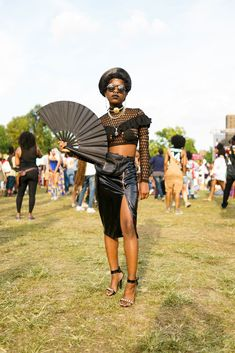 All the Glorious Looks from Afropunk 2017 Street Style 2017, Street Style Women, Festival Outfits, Festival Fashion, Looks Rock In Rio, Soft Grunge, Coachella, Afropunk 2017, Harajuku