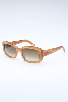 Fendi Springfield Sunglasses In Honey