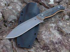 MUCK - My Ultimate Camp Knife - by Koster Knives | Koster Knives