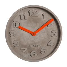 CONCRETE TIME CLOCK