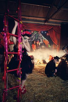 Roll Up! Roll Up! For The Alternative Wedding Circus