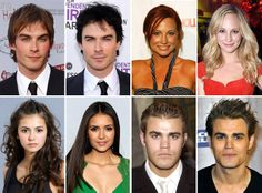 Vampire Diaries Stars: Then and Now (PHOTOS)