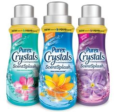 Saving 4 A Sunny Day: Almost Free Purex Crystals
