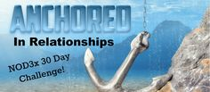 30 Day challenge of reaching out! Create a new relationship!