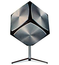 Grundig Cube Speakers (1970):