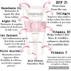 Female Hygiene, Farmasi Cosmetics, Macadamia Oil, Makeup Guide, Cc Cream, Perfume, Best Beauty Tips, New Fragrances, Alternative Health