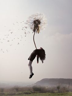 Beautiful series by Maia Flore.
