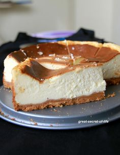 Great-secret-of-life: Eggless Cheese cake - Egg-less baking - Simple cheese cake