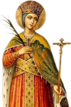 Saint Catherine Of Alexandria, Saint Katherine, Catholic Prayers, Traditional Paintings, Orthodox Icons, Saints, Princess Zelda, Fictional Characters, Entrance