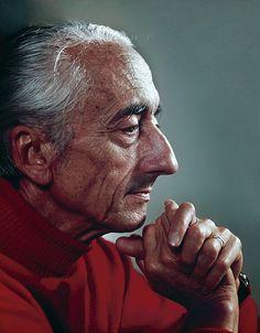 Jacques Cousteau 1972