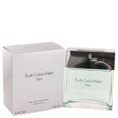 TRUTH by Calvin Klein Eau De Toilette Spray oz Fashion and Fragrance for Everyone. Calvin Klein Truth, Calvin Klein Men, Calvin Klein Cologne, After Shave, Sprays, Perfume Bottles, Woody, Fragrances, Products