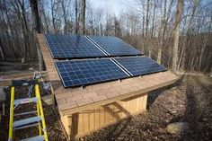 Power can be generated by your own stand-alone systems using solar power, wind power and water turbines. - www.freeresidentialsolarpower.com