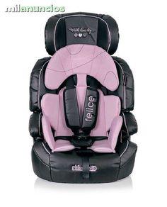 . WWW.ROALBABABY.COM VENDE:silla auto Apto para ni�os de 9 a 36 kg , los grupos I, II y III ( aprox. edad 1-12 a�os) Especial de cuero respirable de lujo Inserciones suaves adicionales aseguran la comodidad para el beb� durante el viaje Altura de arn�s