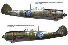 Ki-44-II-Hei - Google Search