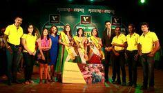 Neha Pednekar winner of Shravan Queen 2014  Winning Moments - Shravan Queen 2014