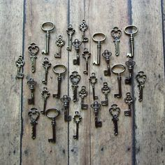 old keys are just way too cool