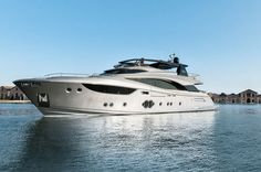Monte Carlo Yachts Unveiled the Graceful MCY105 Motor Yacht G