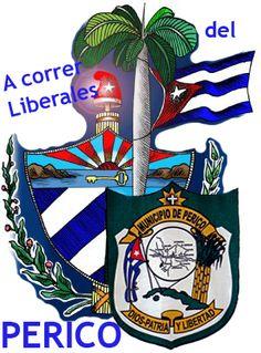 Mi Escudo Cubano, y el de mi Pueblo de Perico.....