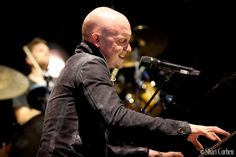 Isaac Slade of The Fray - August 1, 2012 - US Airways Center - Phoenix, AZ