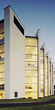 Borås University Library, Sweden | Semrén & Månson