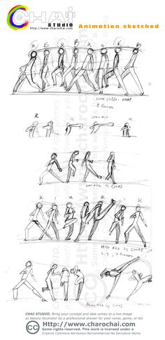 I drew this image for a while for tested animation frames to get the ideas of movement. ----- Commission is open please check on [link] and [link] ----- Animation Sketch Flash Animation, Animation Sketches, Animation Reference, Sketch Design, Drawing Designs, Different Drawing Styles, Principles Of Animation, Frame By Frame Animation, Drawing Frames