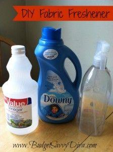 DIY Fabric Freshener