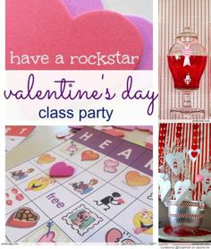 sweet Valentine's Day Party Ideas
