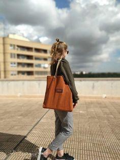 Bolso shopper lona y piel | Etsy Bags, Etsy, Fashion, Fur, Handbags, Moda, Fashion Styles, Fashion Illustrations, Bag