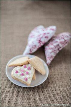 Hochzeitskekse - Wedding Cookies