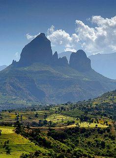 Simien National Park,Ethiopia: