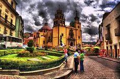 Es el Guanajuato en Mexico.