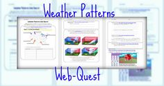 A Middle School Survival Guide: Weather Patterns Web Quest