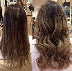Antes & Depois: Volume e Definição par perfeito. (Siga @elton.rodriguez on Instagram) Long Hair Styles, Instagram, Natural, Beauty, Shades, Hair, Brazil, Long Hairstyle, Long Haircuts