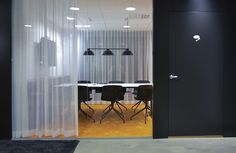 Spotify office in Stockholm, a workplace for creativity and play. Interior design concept by Adolfsson & partners.