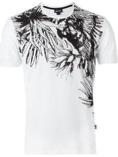 Redbridge Herren T-Shirt Tshirt Slim-Fit Melange Designer Poloshirt V-Neck Club