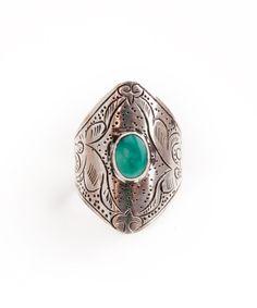 La Boheme Ring - Turquoise