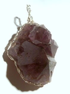 Auralite 23 Multiple Point Wrapped Pendant: Warning Very High Generator for Healing Emotional, Physical & Spiritual. Dont buy if not ready by THEHOMEOFOMMM on Etsy