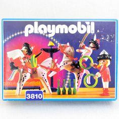 PLAYMOBIL 3810 Circus Rinding Horse Set #PLAYMOBIL