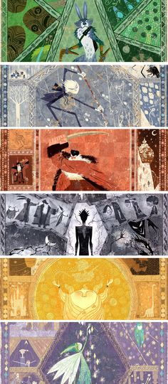 Concept art Rise of the guardians #ROTG