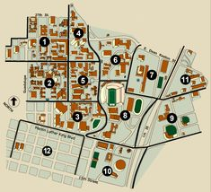 79 Best UT Campus images