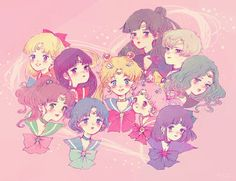 Soldiers Sailor moon