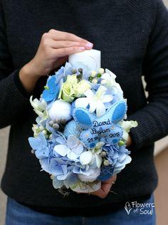 Flowers of Soul Christening, Hanukkah, Easter, Wreaths, Candles, Flowers, Ornaments, Bebe, Door Wreaths