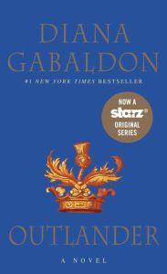 Outlander series by Diana Gabaldon. Outlander is on STARZ Diana Gabaldon Outlander, Outlander Novel, Book Series, Book 1, The Book, Starz Series, Historical Romance, Historical Fiction, Good Books